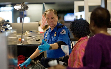 Black Women Object to TSA's Airport Hair Pat Downs - ColorLines magazine | Hair There and Everywhere | Scoop.it
