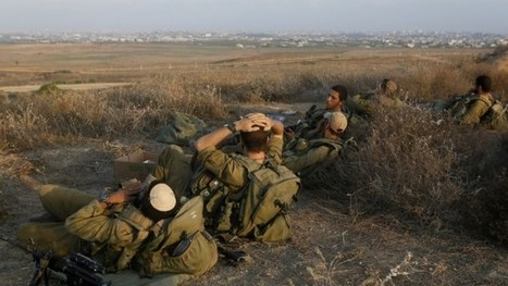 300 soldiers said disabled by Gaza war - The Times of Israel (blog) | 911 | Scoop.it