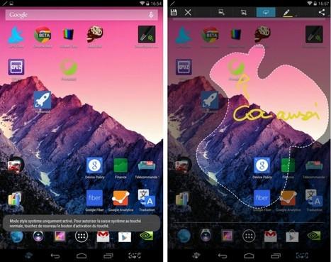 Test de la Tegra Note 7, du Tegra 4 en 7 pouces à 199 euros   Android & DIY   Scoop.it