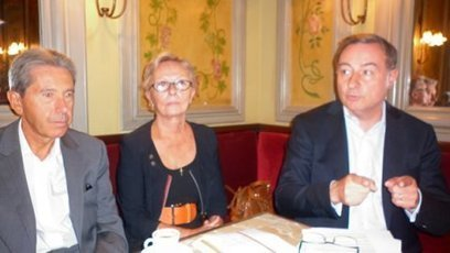 A Toulouse, Jean-Luc Moudenc effectue sa rentrée politique et épingle Pierre Cohen | Toulouse La Ville Rose | Scoop.it