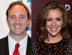 """Jay Mohr Apologizes To Alyssa Milano For """"Fat Shaming,"""" Actress Responds 
