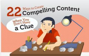 22 Ways to Create Compelling Content [Infographic] | visualizing social media | Scoop.it