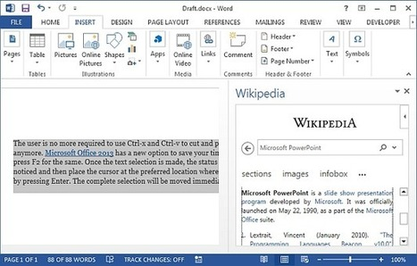 Best Productivity Enhancing Tips For Office 2013 | Business & Productivity Tools | Scoop.it