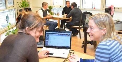 Flexibilité et confiance : le coworking séduit les indépendants   Creatives   Scoop.it