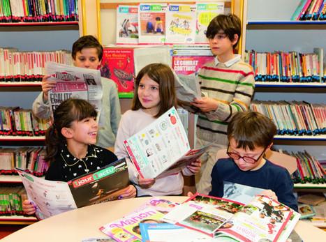 C'est la semaine de la presse à l'école ! | 1 jour 1 actu | CLEMI : Infodoc.Presse-Jeunesse | Scoop.it