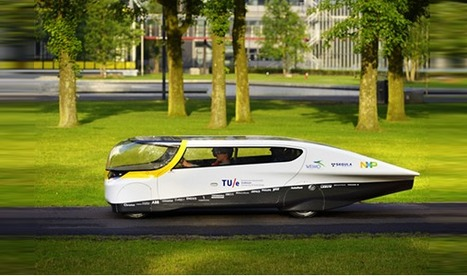 Students Build World's First Solar-Powered Family Car   AANVE!  Website Designing Company in Delhi-India,SEO Services Company Delhi   Scoop.it