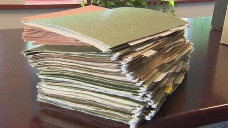 Man finds city workers' personal info in tossed files | Document Storage Miami | Scoop.it