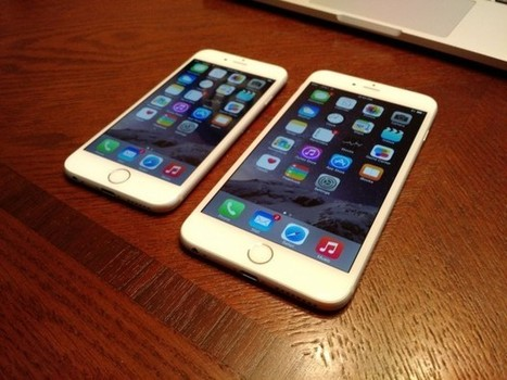 Best blogg: How to use iphone 6 | reseausale | Scoop.it