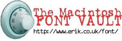 Mac Font Vault | Visual Design and Presentation in Higher Edcuation | Scoop.it