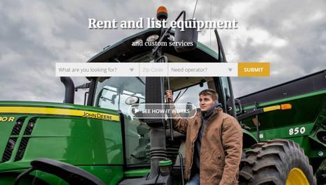 Alquilando tractores al estilo Uber   Agricultura   Scoop.it