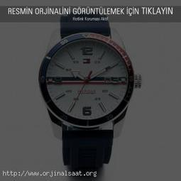 Tommy Hilfiger Saat Markası   Orjinal Saat   Scoop.it