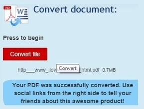 4 Offline PDF To Word Converter Extensions For Chrome | Time to Learn | Scoop.it