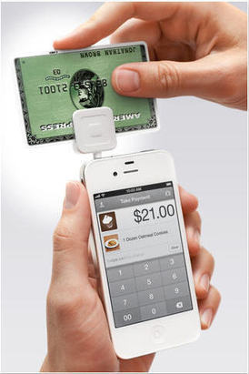Intuit and Square Form Strategic Partnership | Technology | Scoop.it