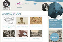 Nouveau site pour les archives du Maine-et-Loire | Ta famille ou la mienne ? | Scoop.it