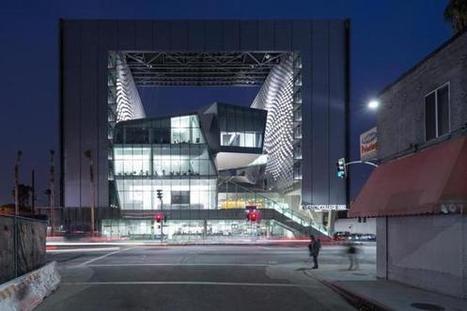 Emerson cements LA presence with glitzy new campus - Boston Globe   Media Production   Scoop.it