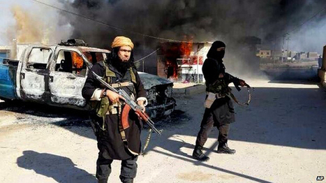 ISIL 'breaking down,' says Iraq interior minister | Middle East - Key Themes | Scoop.it