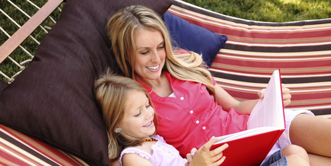Reasons Why Reading With Your Child Is a Habit Worth Keeping | Leadership, Innovation, and Creativity | Scoop.it