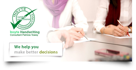Handwriting Analysis Course Consultant Expert Analyst Services Chicago IL | Handwriting Analysis Course Consultant Expert Analyst Services Chicago IL | Scoop.it
