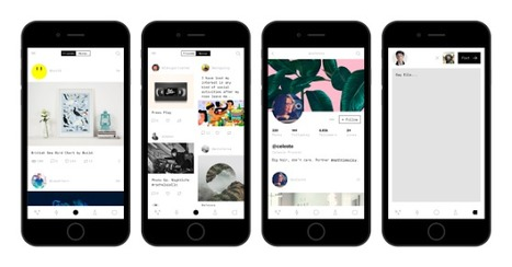 Ello Goes Mobile & Worries About Becoming Walmart of Social | Social Marketing Revolution | Scoop.it