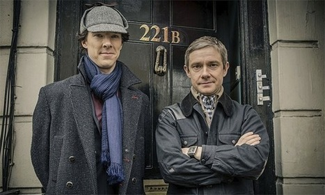 Clues to Sherlock the movie - The Guardian | Sherlock Holmes | Scoop.it
