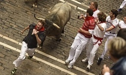 Man killed during bull run in Spain pushes death toll to 10 so far for year | enjoy yourself | Scoop.it