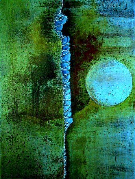 Roxanne Grooms | Mixed Media | Painter | les Artistes du Web | Scoop.it