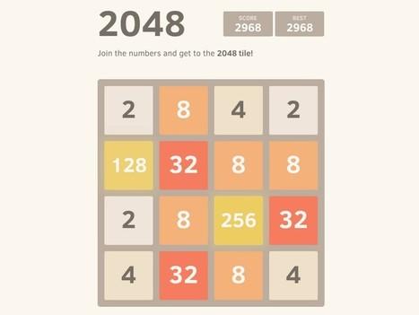 2048: il gioco virale tutto italiano · essegi | Serious Games | Scoop.it