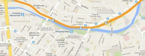 gmaps.js — Google Maps API with less pain and more fun | Bookmarks | Scoop.it