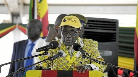 Mugabe pulls hard on reins of power | NGOs in Human Rights, Peace and Development | Scoop.it