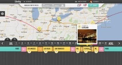 Planifiez et partagez vos voyages simplement avec Libertrip ! | Le Business Plan | Actualités Start-up | Scoop.it