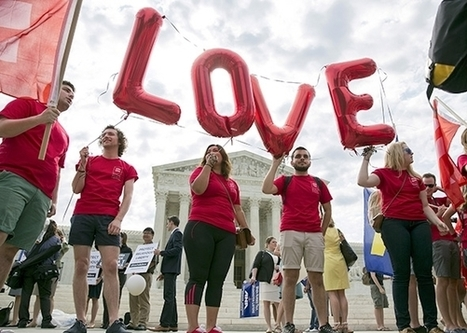Kennedy's Marriage Equality Decision Is Gorgeous, Heartfelt, and a Little Mystifying | Gay News | Scoop.it