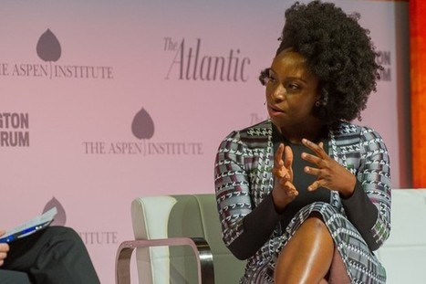 Chimamanda Ngozi Adichie on When Language Fails Her | For English Teachers & English Classrooms | Scoop.it