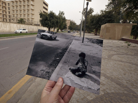 Now And Then: Rephotographing Iraq : NPR | Haak's APHG | Scoop.it