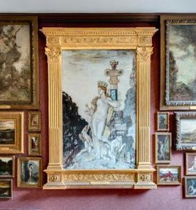 18 avril 1898 mort de Gustave Moreau | Racines de l'Art | Scoop.it