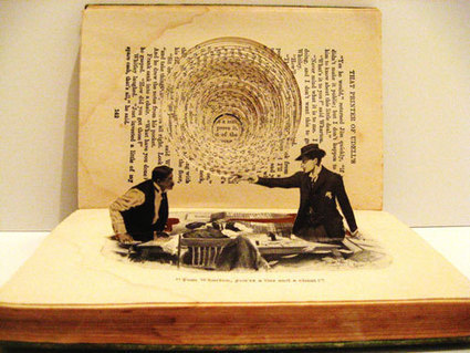 Carving culture: sculptural masterpieces made from old books | D_sign | Scoop.it