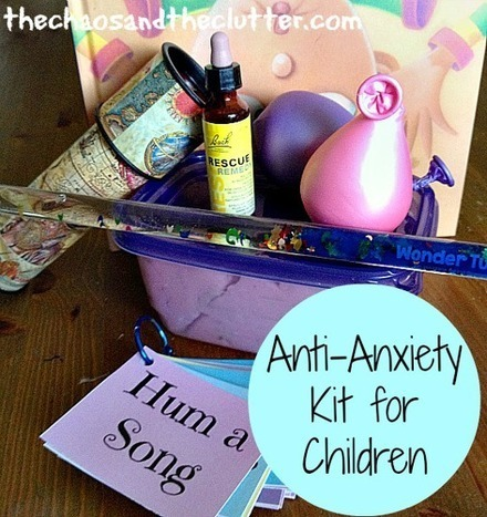 8 Surefire Ways to Calm an Anxious Kid   MINDfull   Scoop.it