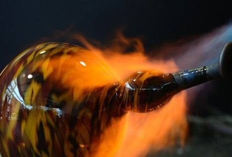 Fossil Amber Overturns Long-Held Theory Of Glass Formation - RedOrbit | Geology | Scoop.it