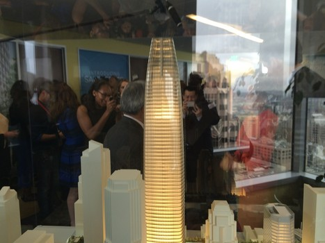 Salesforce Tower in S.F. will be tallest in the West, for a while | Entrepreneurs & Innovation in Silicon Valley | Scoop.it