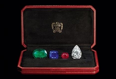I gioielli di Cartier celebrati a Parigi   Gioielli, che passione!!!   Scoop.it