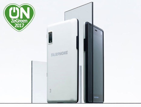 ON Mag valide le Fairphone 2 pour sa dimension sociale, éthique et environnementale | ON-ZeGreen | Scoop.it