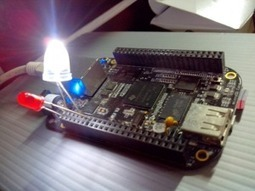 Email Notifier using BeagleBone Black | Raspberry Pi | Scoop.it