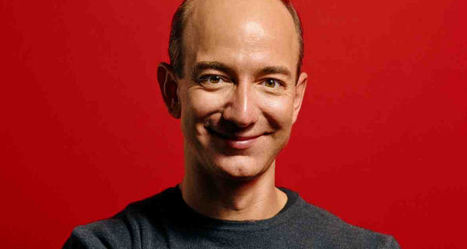 5 leçons à retenir des interventions de Jeff Bezos, fondateur d'Amazon | Inside Amazon | Scoop.it