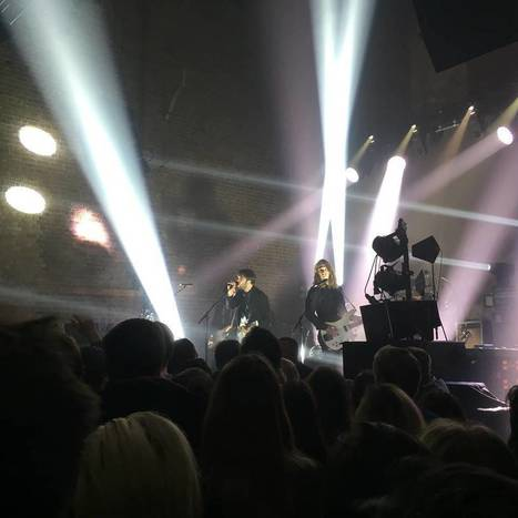 Live Music Review: The Vaccines at the Village Underground | The Meaning of Citizen Journalism | Scoop.it