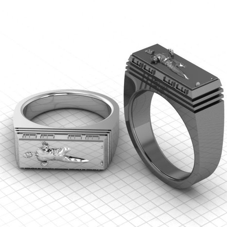 Gorgeous custom science fiction jewelry | Communication design | Scoop.it