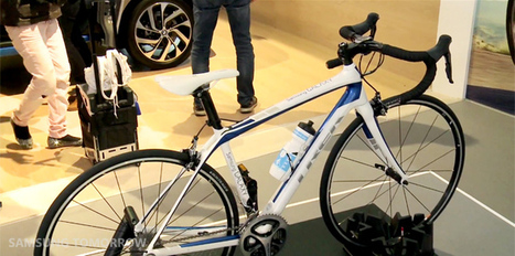 Samsung Electronics Partners with Trek Bicycle | ciberpocket | Scoop.it