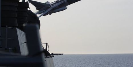 Des vols russes «agressifs» effectués près d'un navire américain en mer Baltique | Vues du monde capitaliste : Communiqu'Ethique fait sa revue de presse | Scoop.it