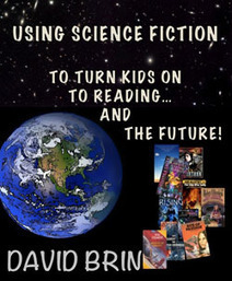 Using Science Fiction To Help Turn Kids on to Reading... And the Future! | Teaching Science Fiction | Scoop.it
