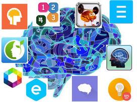Las TIC y su utilización en la educación : 10 #apps para ejercitar tu #cerebro | Aprendiendo a Distancia | Scoop.it