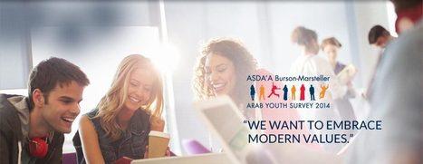 Middle East, Dubai, Palestine Youth Survey | Arab Youth Survey Findings By Asdaa Burson Marsteller | International Educational Development | Scoop.it