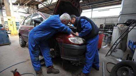 Les Français dépensent de moins en moins pour l'entretien de leur voiture | Nicole Pochat | Scoop.it